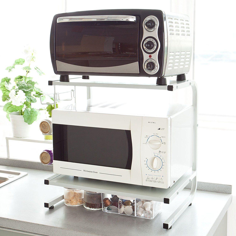 Sobuy soporte para microondas estante estantería de cocina