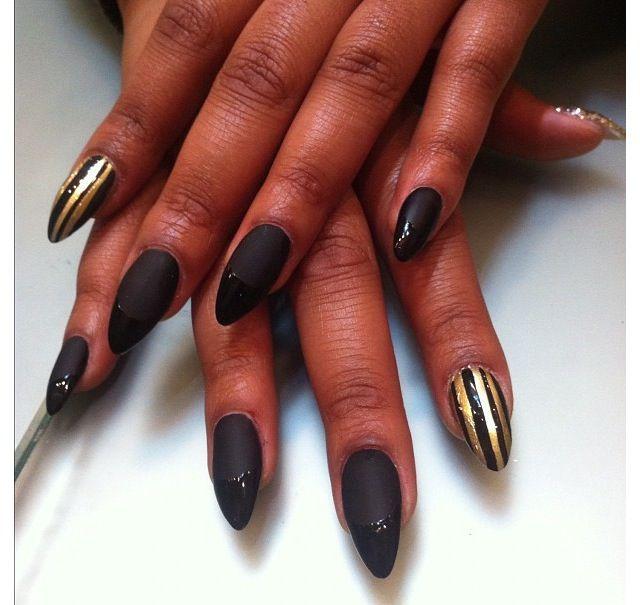 Stiletto Nail Art: Stiletto Nails - Nail Art - Nail Trend