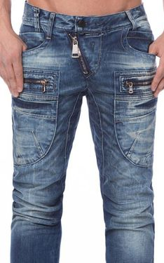 7b2a84fd5a58 Cipo Baxx Mens Jeans C-44012 | ripped Jeans | Mens clothing styles ...