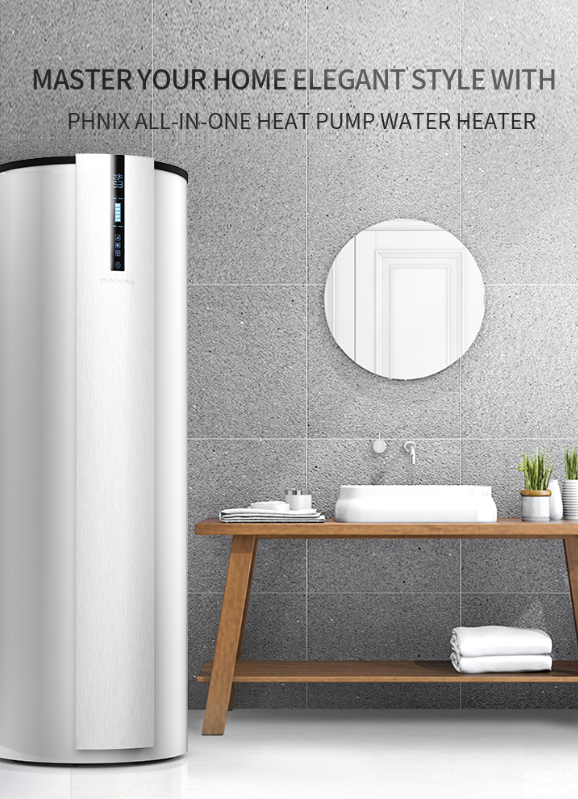 Master your home elegant style with PHNIX AllinOne Heat