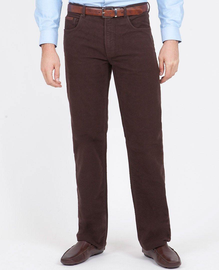 Men's jeans & denim   Men's regular leg, long leg, slim fit & bootcut jeans   Rodd & Gunn - Rover Moleskin Jean