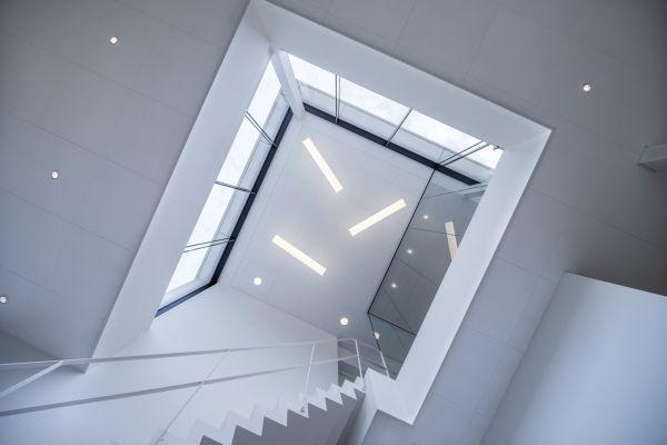 Comfort home, Tielt (Belgium) Comfort home, Tielt (Belgien) #luminaire #lighting #beleuchtung #licht #design