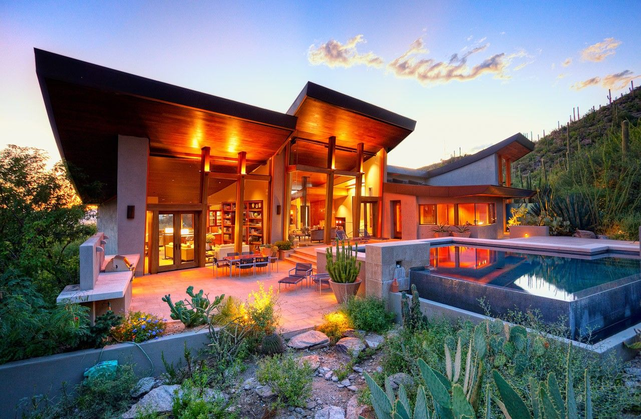 Delightful Luxury Homes In Tucson Az Description