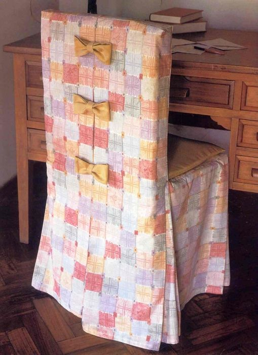 Artisanat pour la maison couture pour la maison housse de chaise chaise et maison - Couture pour la maison ...