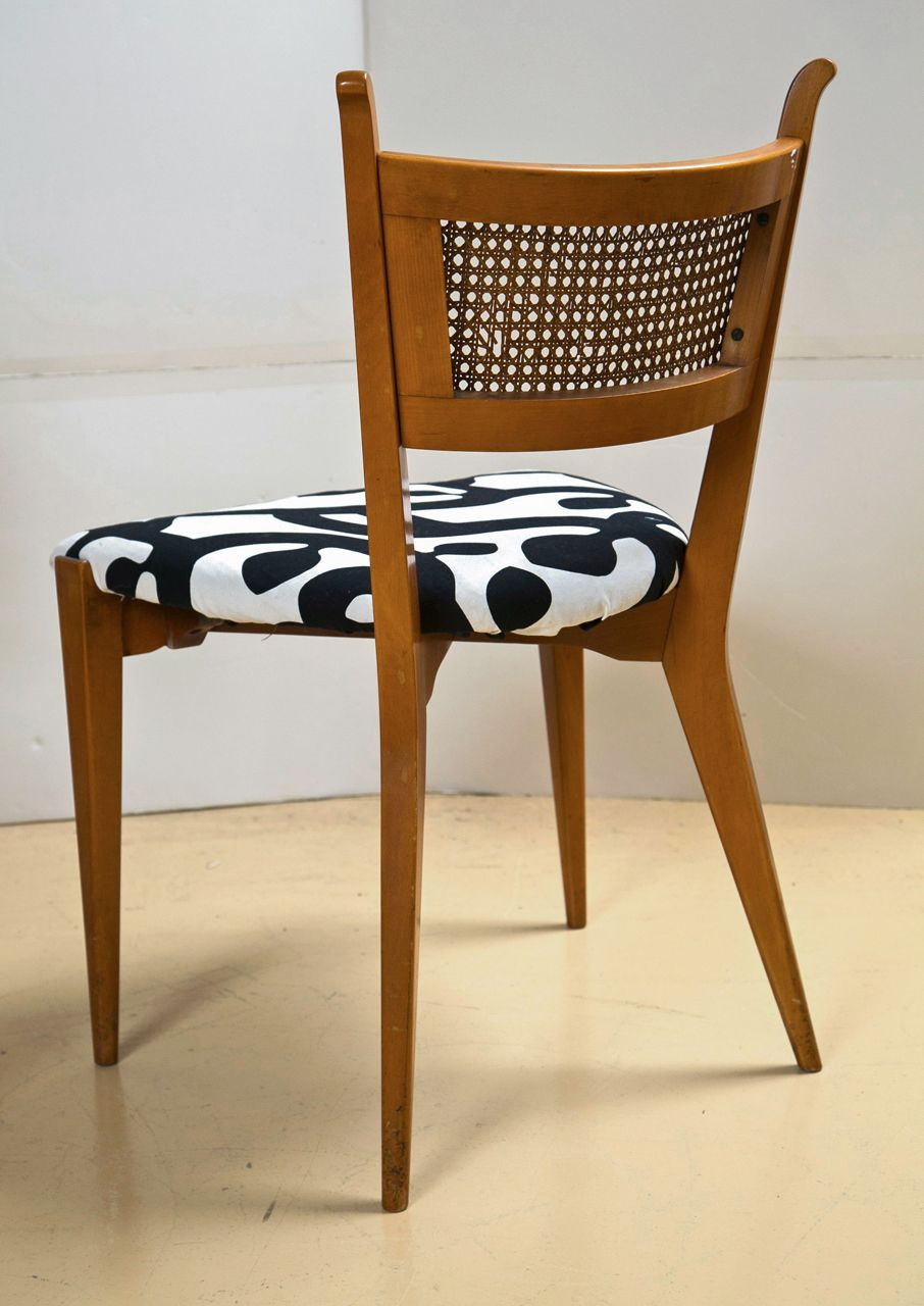 1stdibs | Set of Six Mid Century Modern Dining Chairs