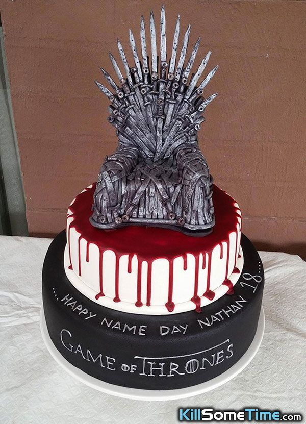 game of thrones fan cakes pinterest kuchen ideen. Black Bedroom Furniture Sets. Home Design Ideas