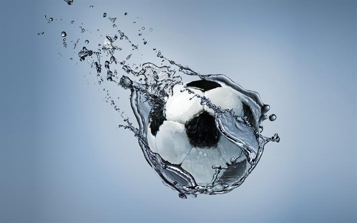 Balones De Fútbol Deportes Fondos De Pantalla Gratis: Descargar Fondos De Pantalla Balón De Fútbol, 4k