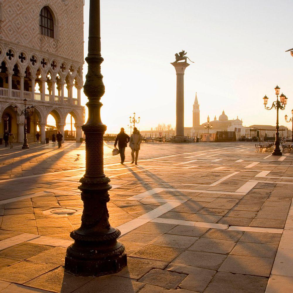 Обои piazza san marco, venice, italy. Города foto 14