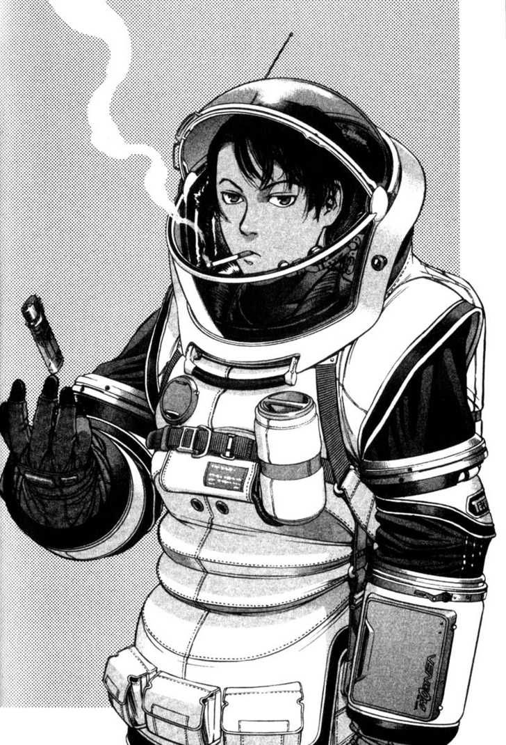 Planetes, japanese hard science fiction manga written and illustrated by Makoto Yukimura. | Artes