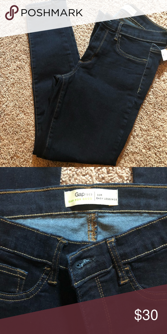 946b450aa0 Gap Jeans - Leggings NWT. Gap Legging Jeans. These jeans are mid rise and