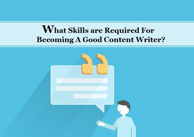 Content Writer Job Advertisement