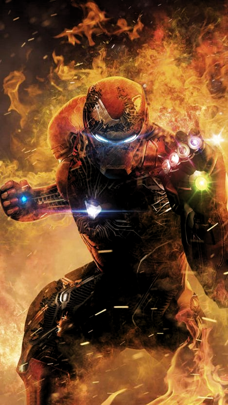 Iron Man Infinity Stones Avengers Endgame Wallpaper Iroman Avengers Marvel Iron Man Avengers Avengers Wallpaper Iron Man