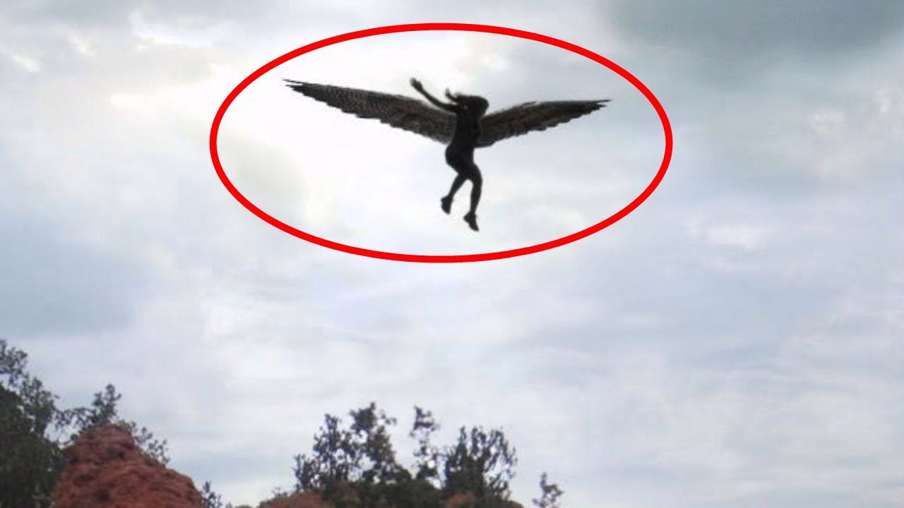 Top 10 Angels Caught O...