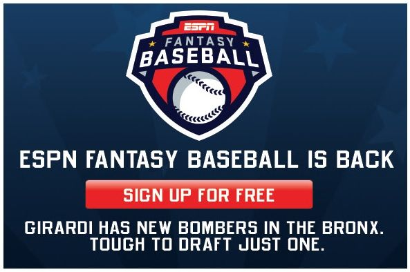 Nice Job By Espn Using Customers Favorite Team To Personalize A Fantasy Baseball Email Campaign Sportsbiz Fantasy Baseball Sports Marketing Espn Fantasy