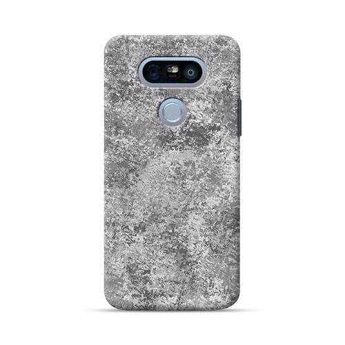 LG G5 Gray Camo Camouflage Case