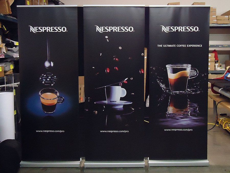 Image Gallery | Retractable banner, Banner stands and Display design