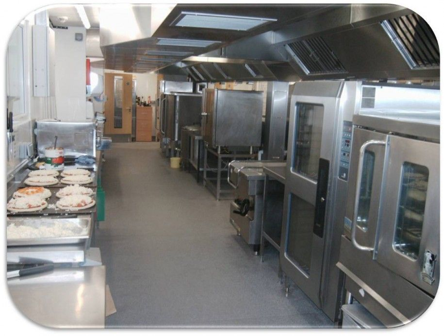 Restaurant Kitchen Equipment Layout how to bring commercial kitchen design to life | home and garden