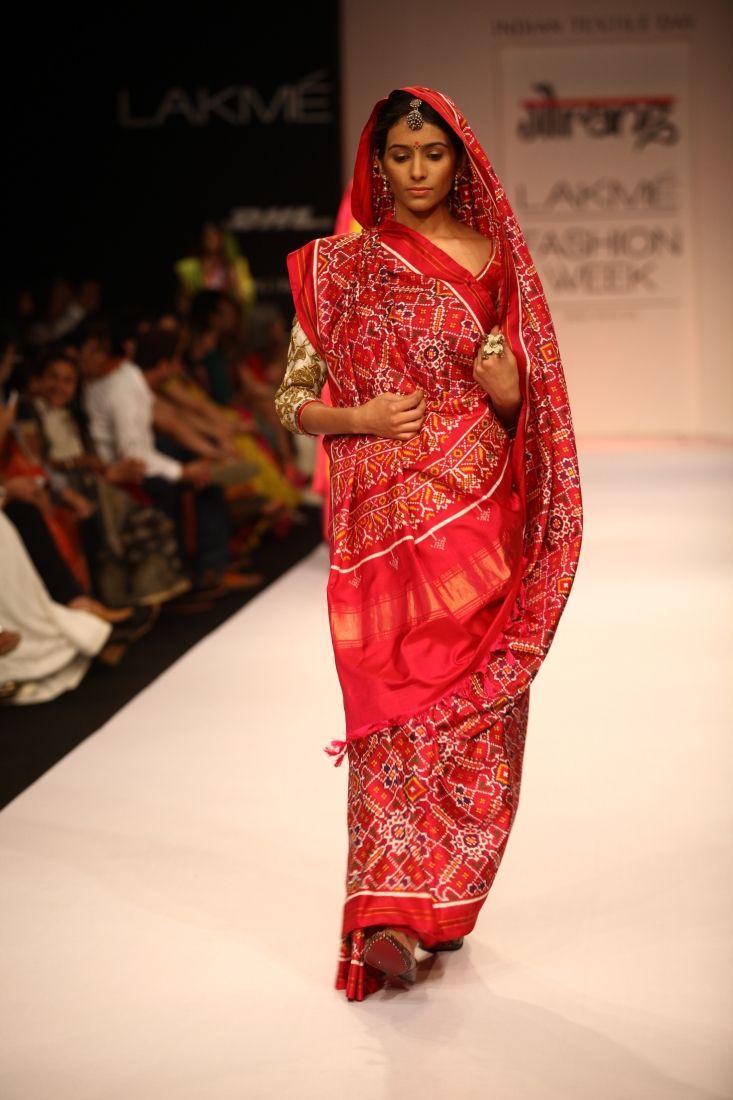 Saree for fashion show pin by smitha rajeev on saree love  pinterest  saree and photo