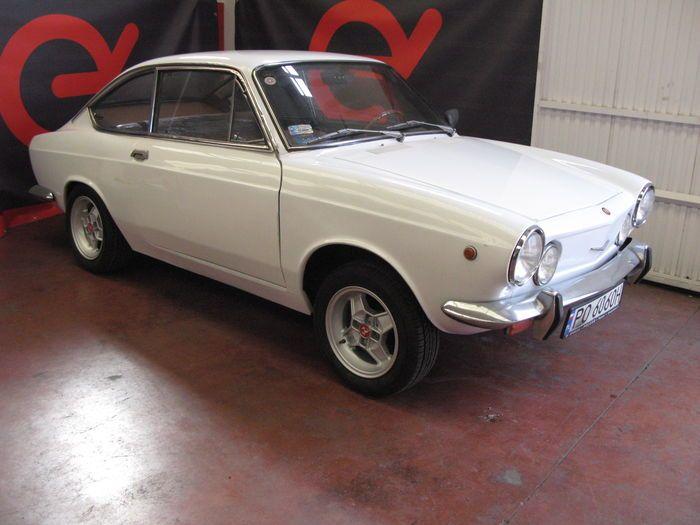 Fiat 850 Sport Coupe 1969 Auto Klassieke Auto S