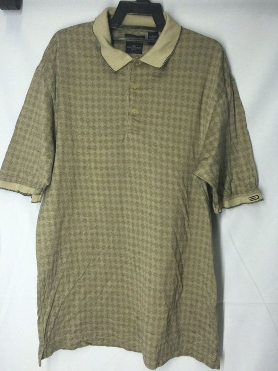 47aeb8c66a5 Dockers Golf Mens Large Docker Golf Polo Shirt Men s Size L by MudeanDean