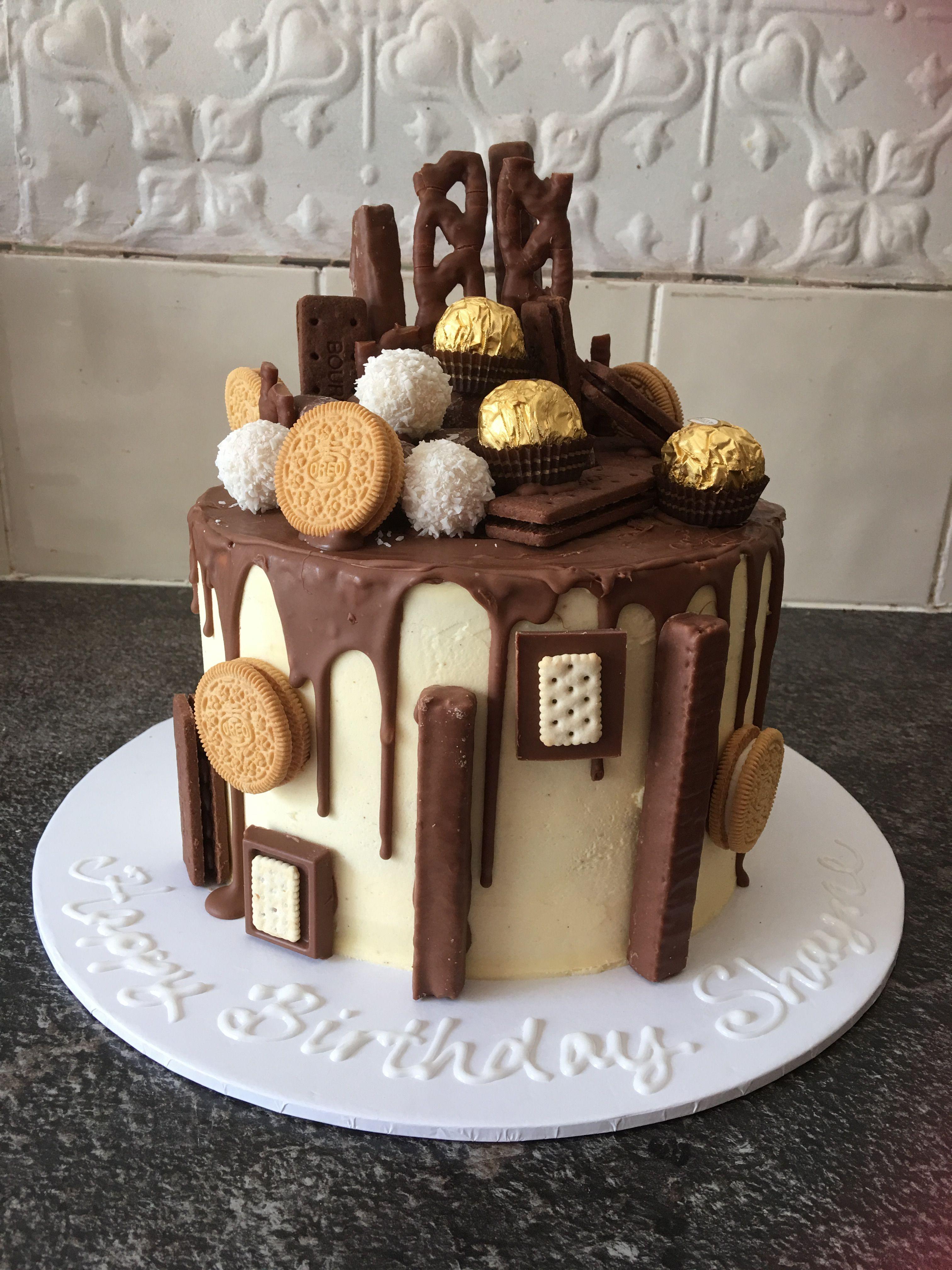 Chocolate Ferrero Oreo Vanilla Biscuit Curly Wurly Kit Kat