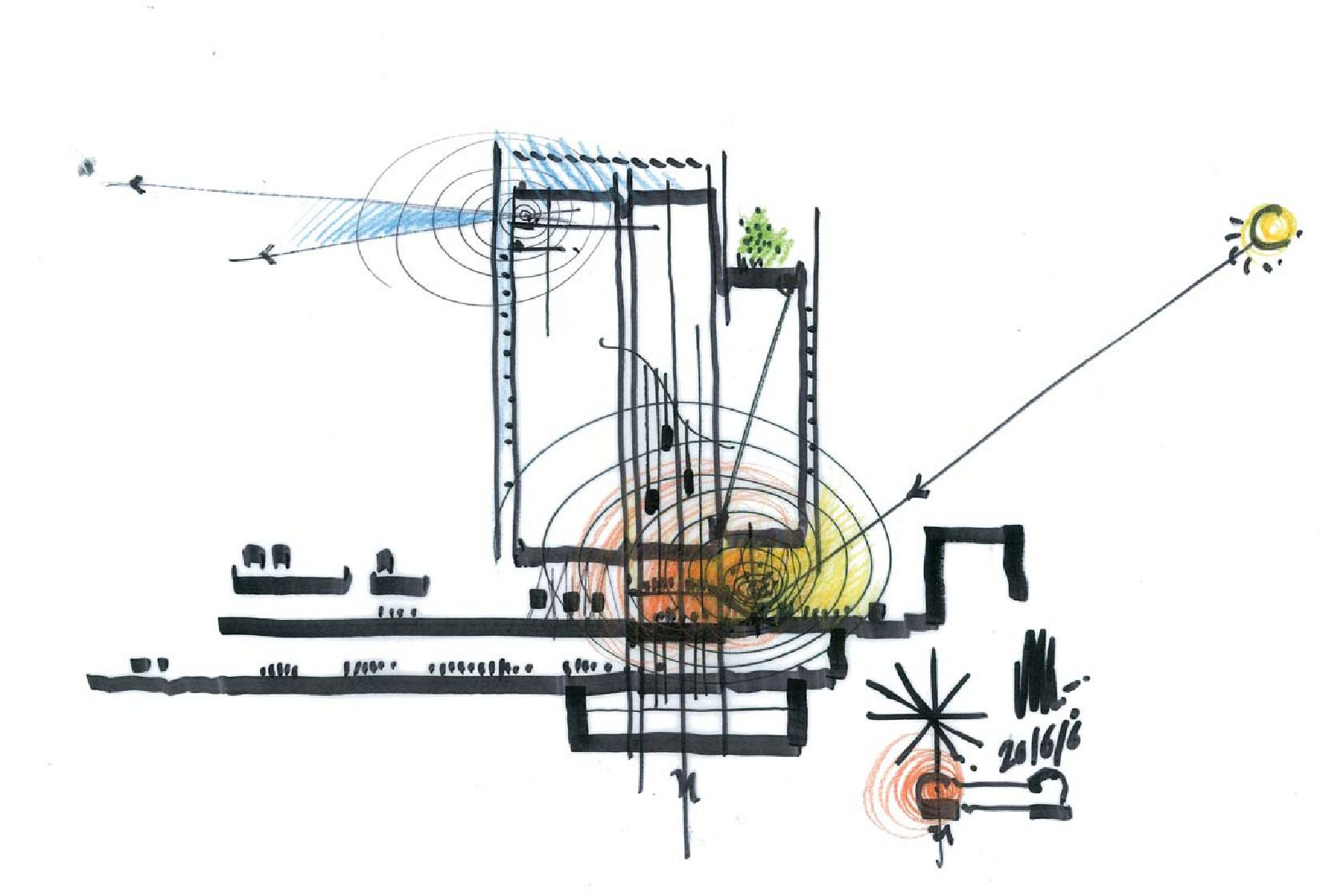 Renzo piano architectural presentations drawings models renzo piano pooptronica