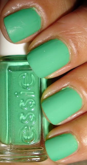 "Essie - ""Mojito Madness"" version matte"
