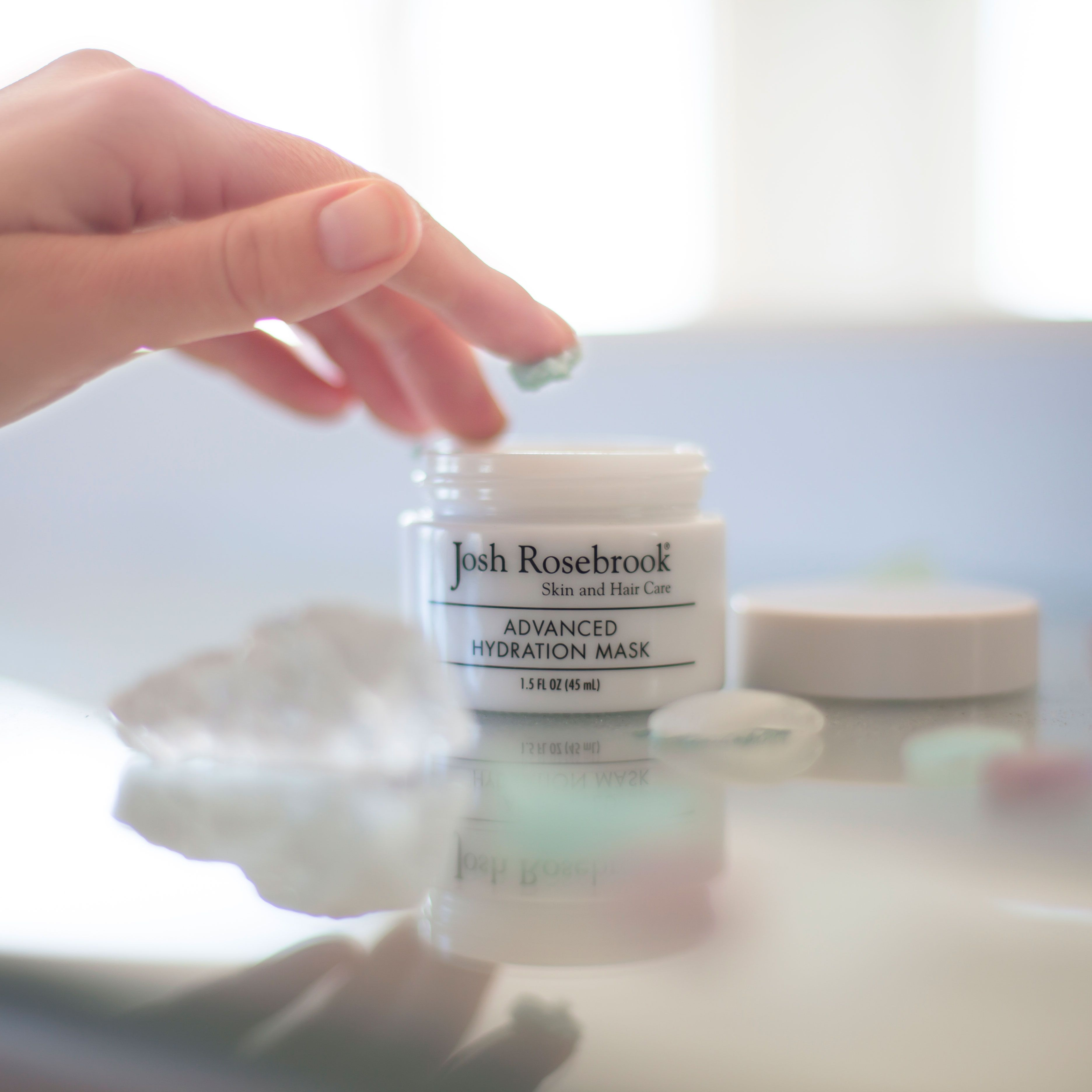 Josh Rosebrook Advanced Hydration Mask skincare