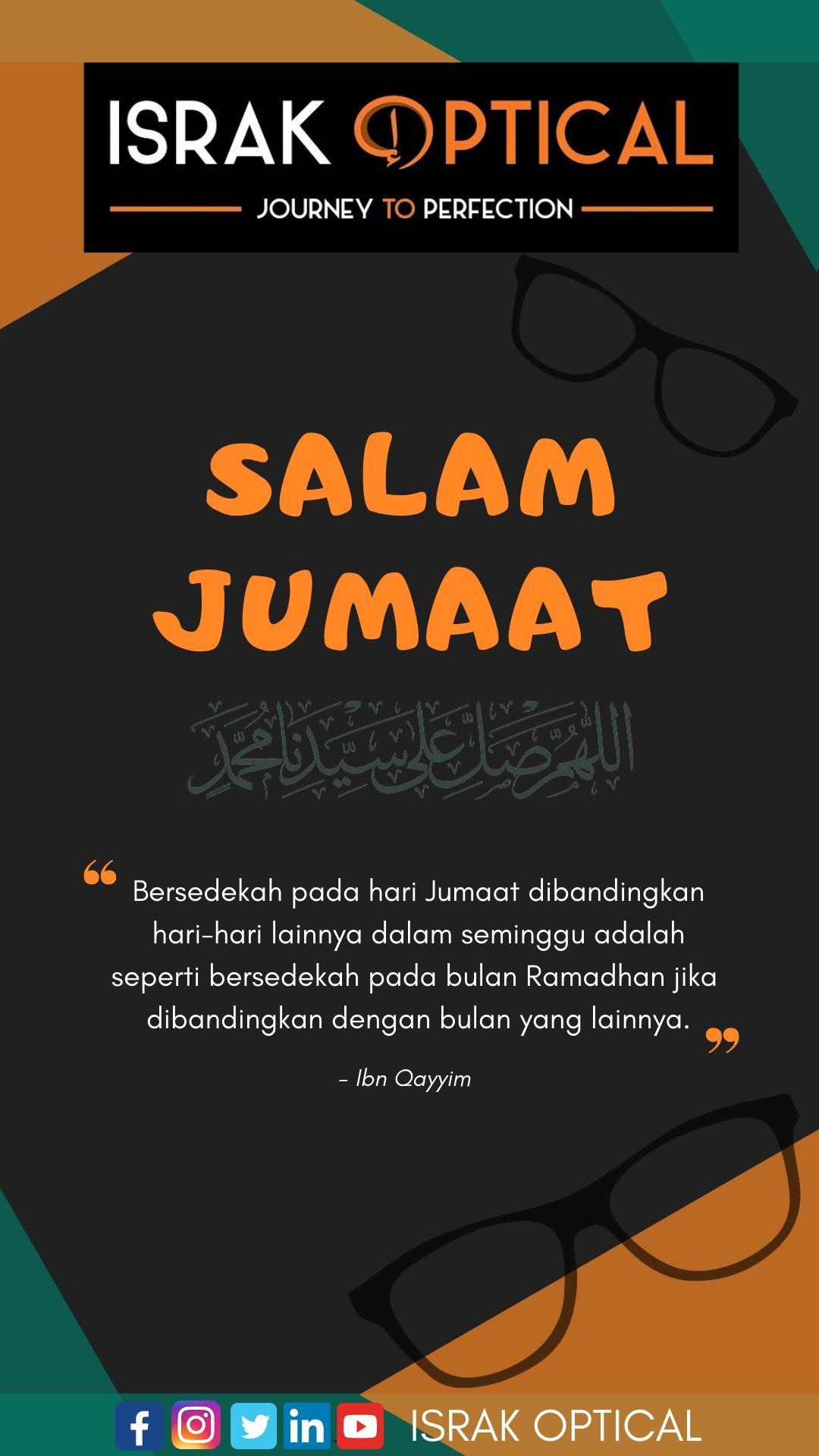 Salam Jumaat Reminder Quotes Islamic Quotes Quotes