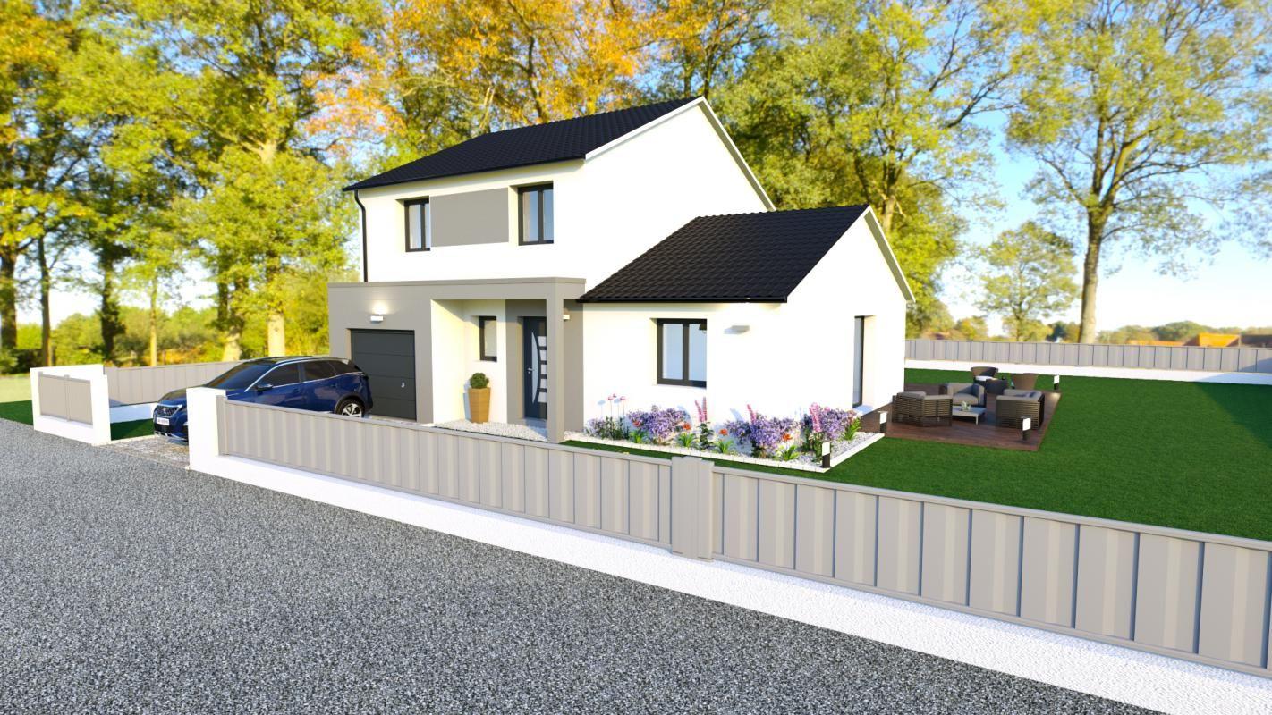modèle de maison individuelle constructeur Maisons d\'en ...