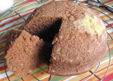 Schneller Schoko Bananen Kuchen Rezept Tupperware Pinterest