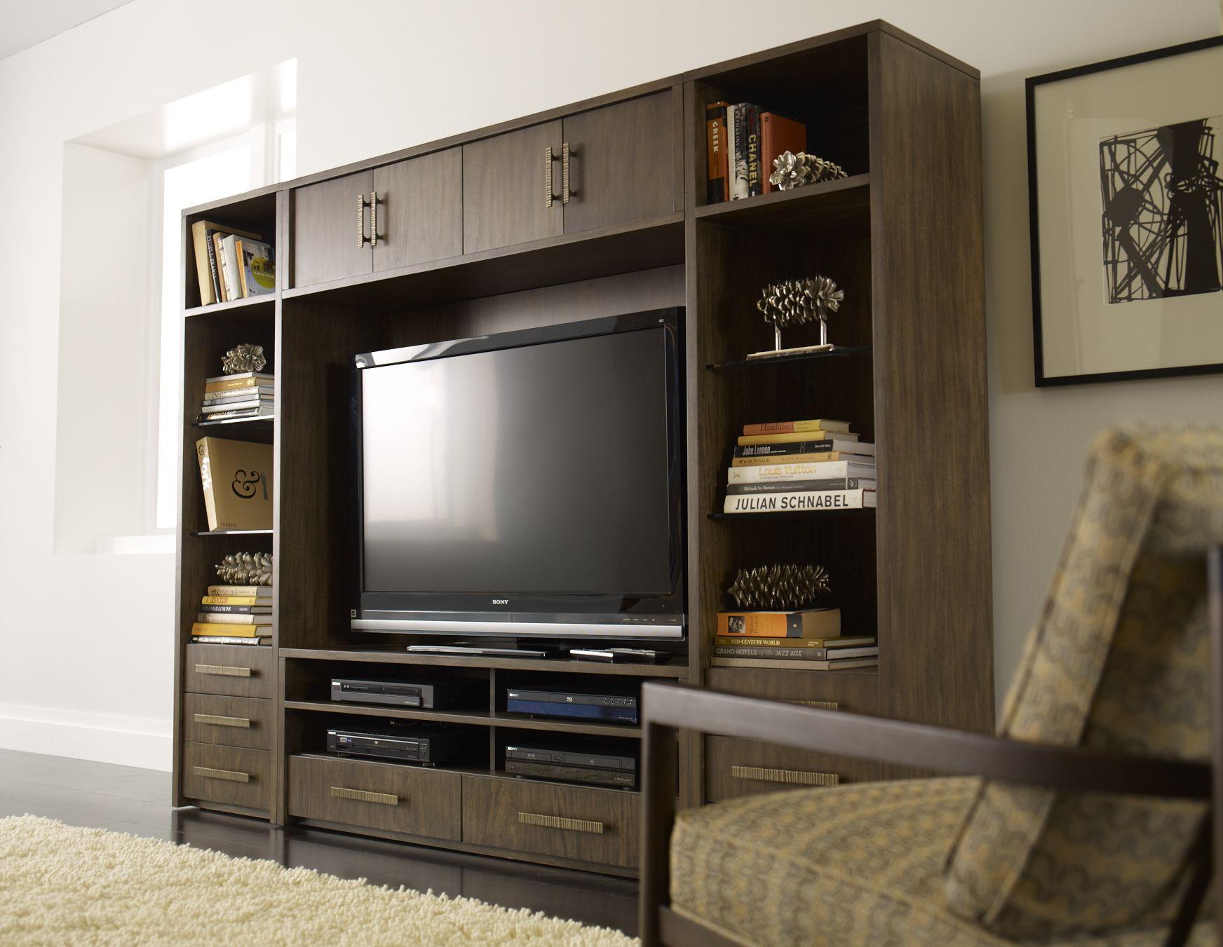 Master bedroom entertainment centers  Benton Media  Ethan Allen Furniture  Pinterest  Room and Living rooms