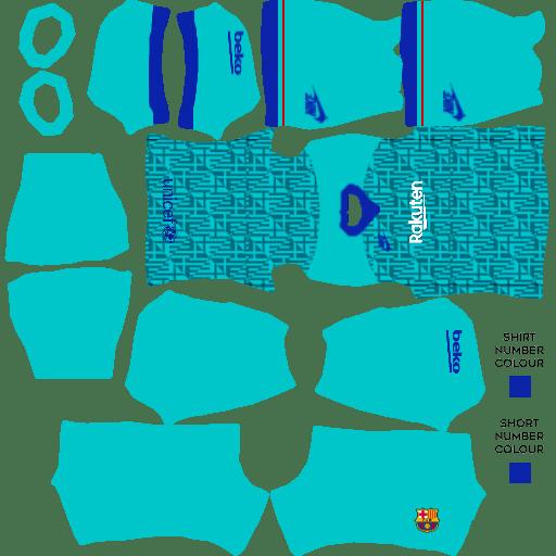 Kits Dream League Soccer 2020 Logos Ristechy In 2020 Barcelona Football Kit Soccer Kits Barcelona Team