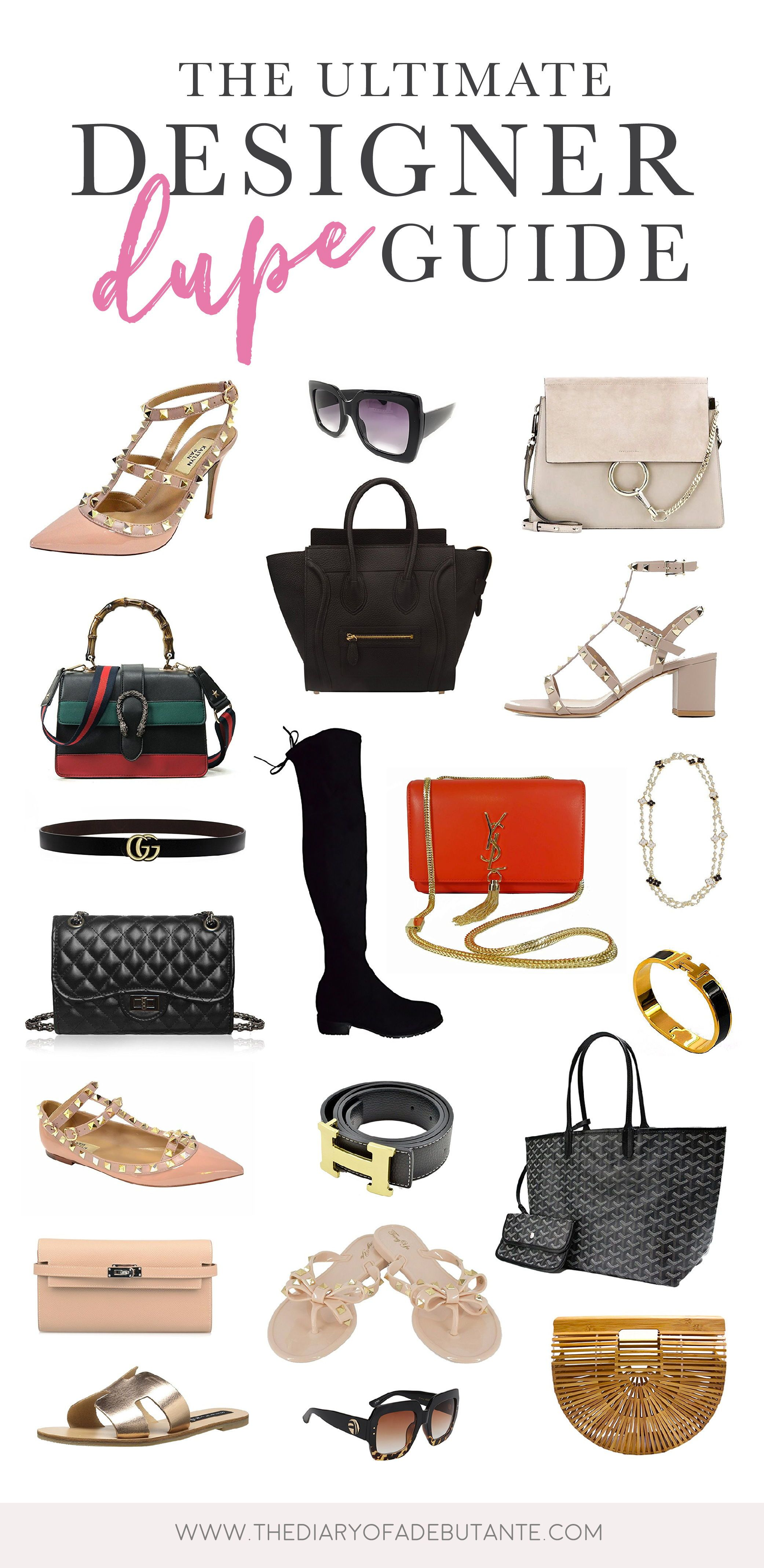 c41169dd171a All of the best designer dupes on Amazon rounded up in one place! If you