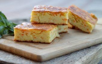 Творожно-морковная запеканка в мультиварке | Рецепт | Идеи ...