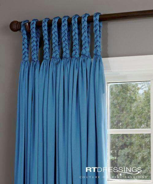 Pin Auf Accesorios Cortinas Persianas: Pin De Maria-Vycky Swearingin En CURTAINS