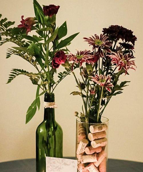 10 Wine Bottle Centerpieces For Your Wedding Wine Bottle
