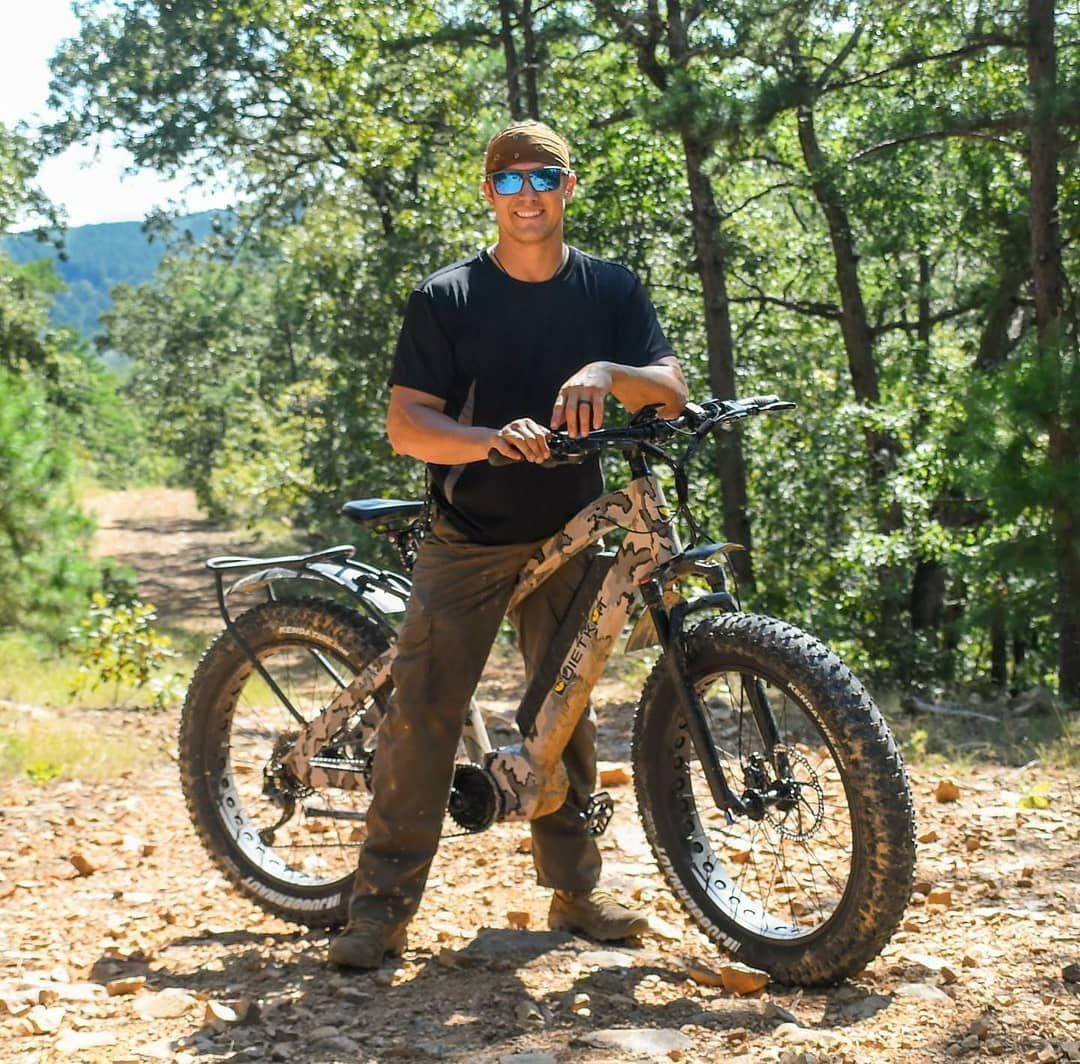 2019 Quietkat Predator 750 Electric Hunting Bike In 2020 Bike