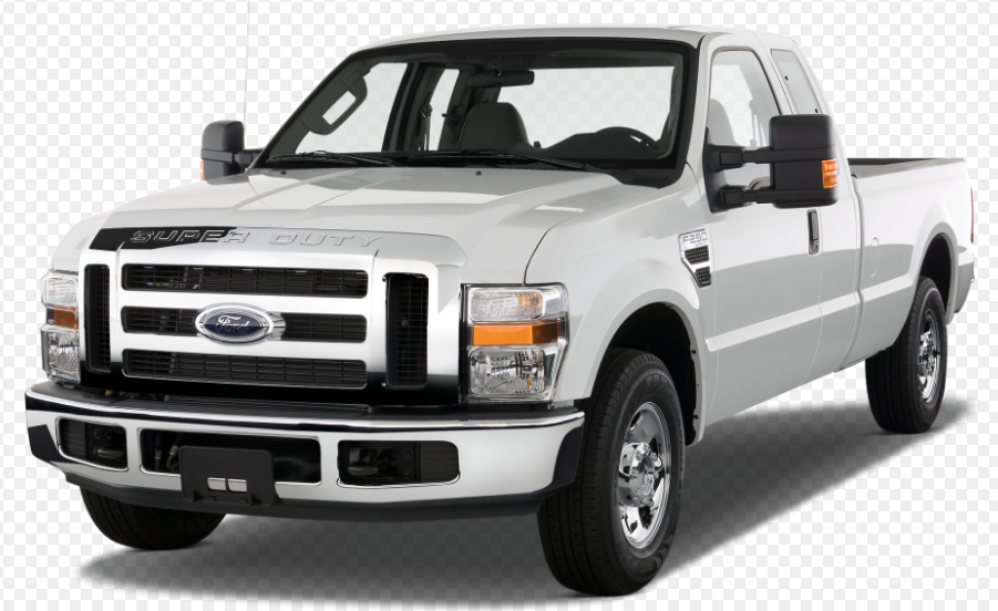 2010 Ford Super Duty Owners Manual Dengan Gambar