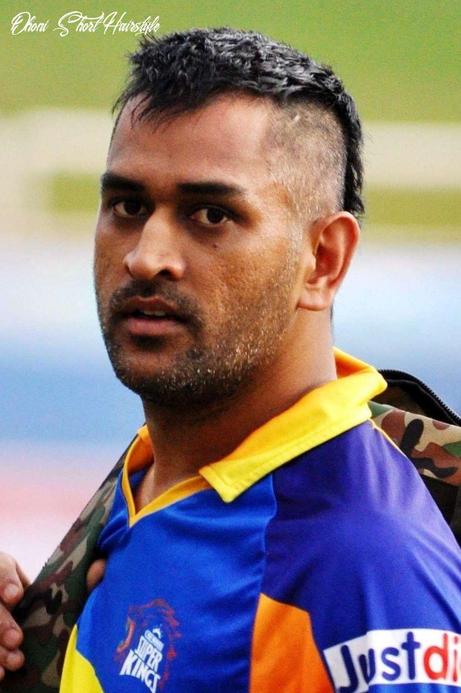 9 Dhoni Short Hairstyle Di 2020