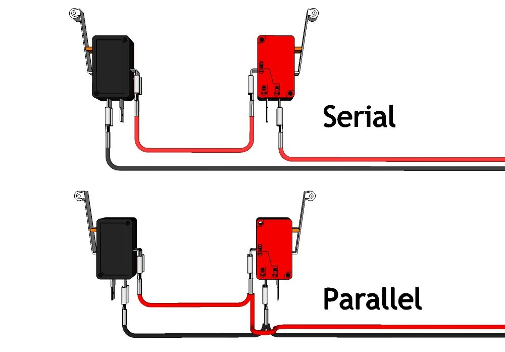 Wire Limit Switches