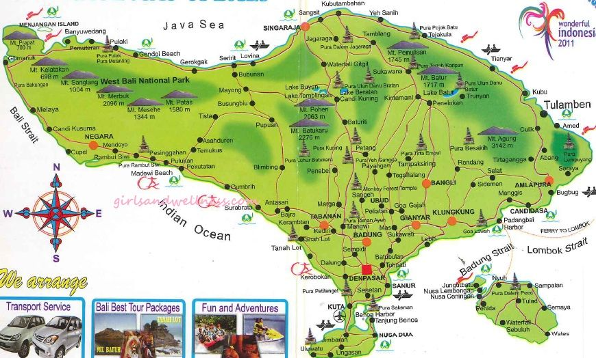 Bali map Indonesia Malaysia Brunei Pinterest Brunei Asia