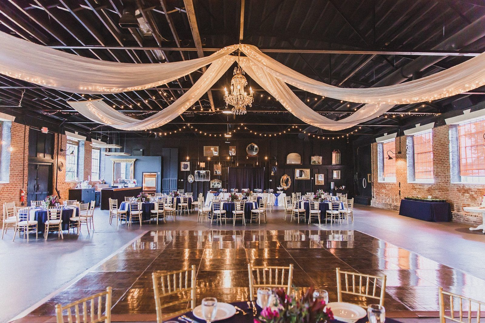 Bridgette Steven M Harris Studios Romantic Wedding Receptions Spring Wedding Season Virginia Weddings