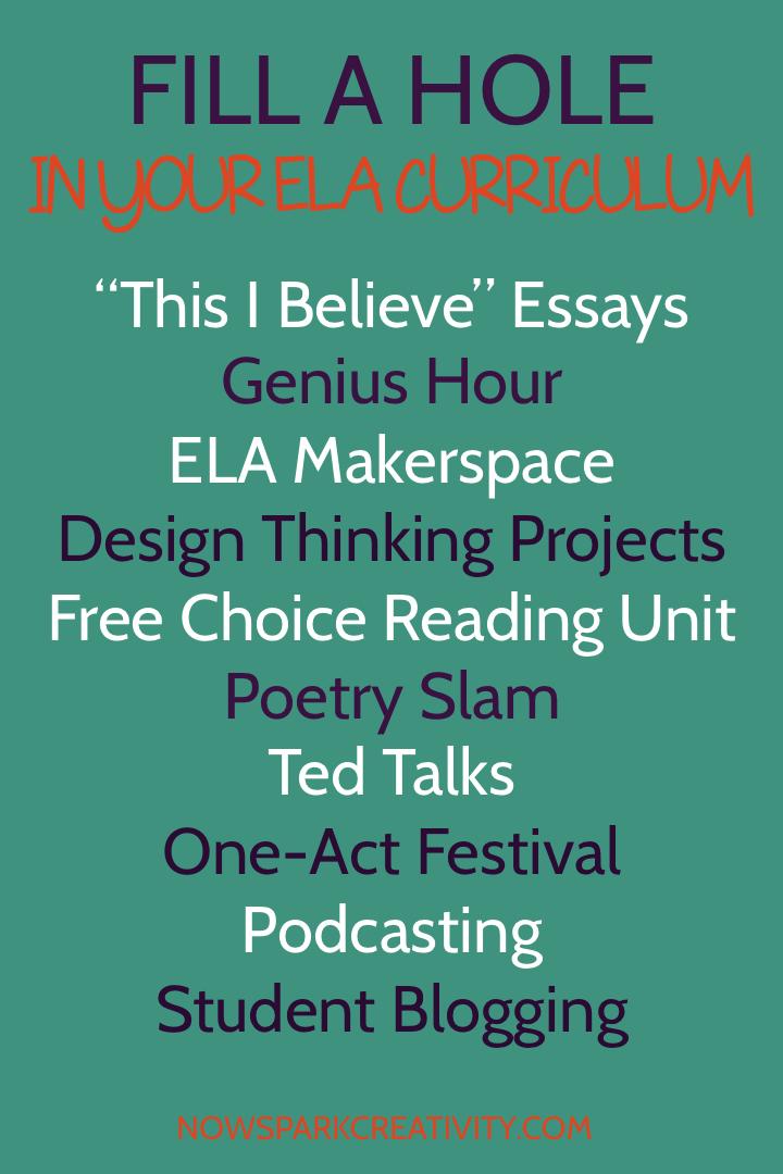A Blog For High School English Teachers To Find Creative Teaching Strategies English Teacher High School Middle School Classroom Teaching High School English