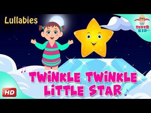 Twinkle Twinkle Little star | Nursery Rhymes Songs With ...