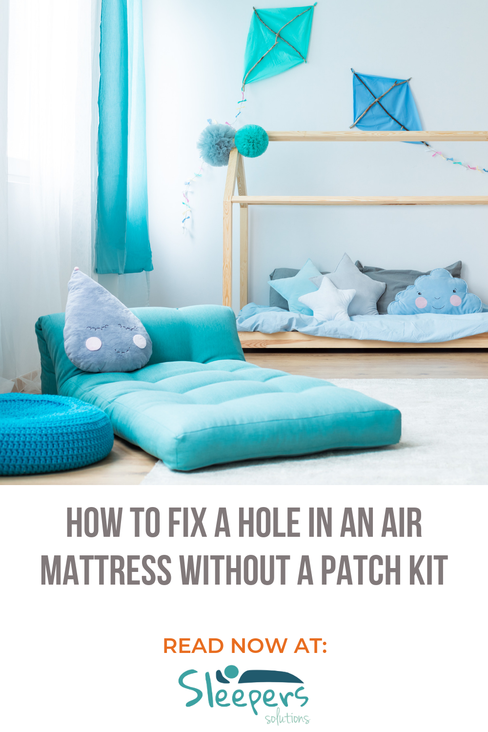 How to Fix a Hole in an Air Mattress Without a Patch Kit