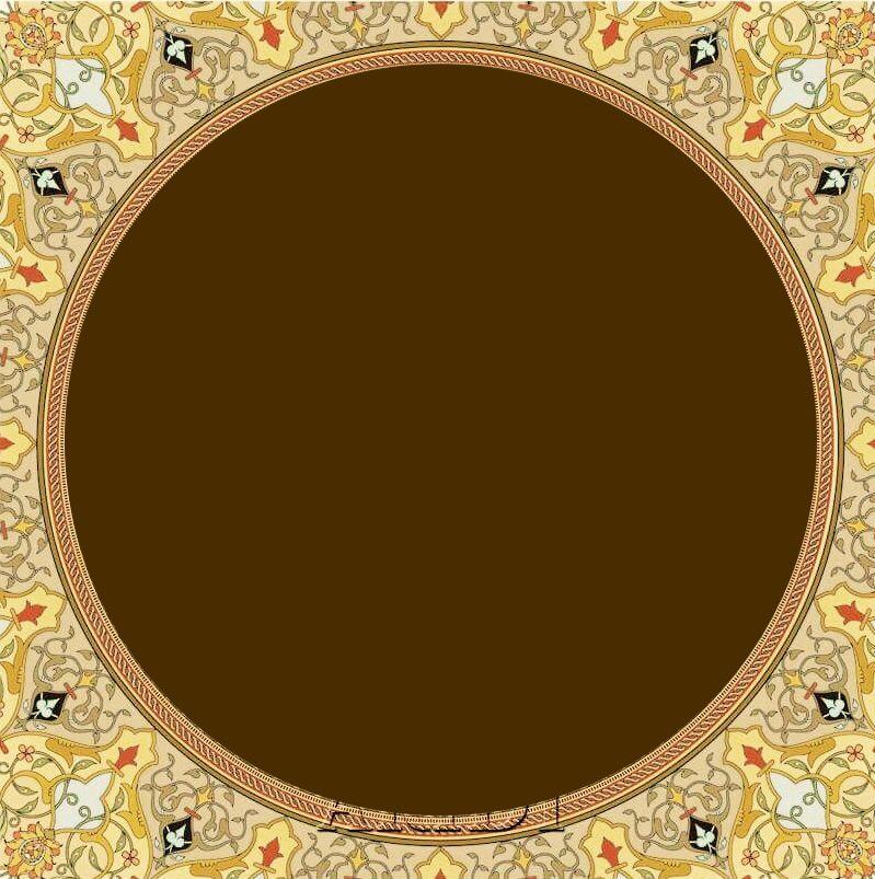 خلفيات صور فارغة للكتابة Islamic Art Jar Labels Frame