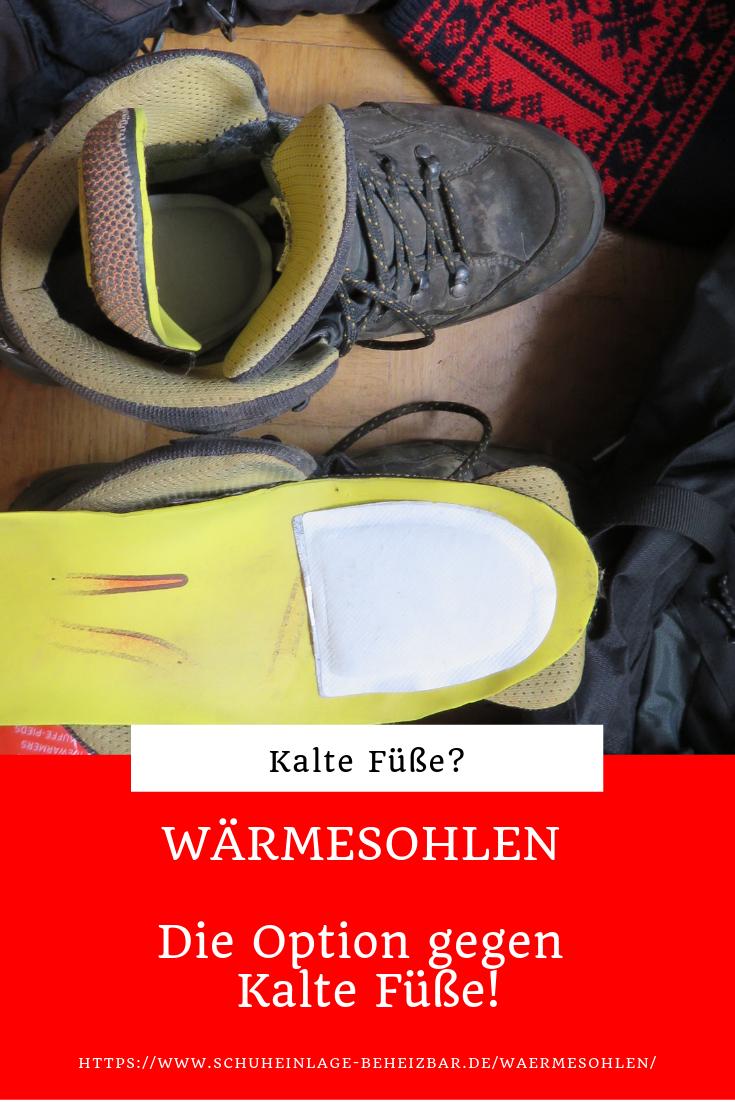 Sport Beheizte Einlagen Sohlen Einlegesohlen für Schuhe heizbar warme Füße Winte