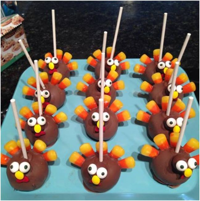 Check out Audrey's entry in our Thanksgiving decorating ...