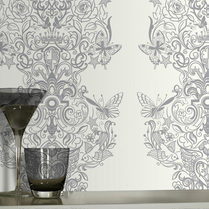 Sinbad Wallpaper By Laurence Llewelyn Bowen Designer